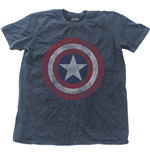 T-shirt Marvel Comics: Avengers Assemble Cap