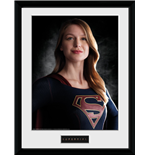 Photo Encadrée Supergirl - Portrait