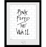 Photo Encadrée Pink Floyd - The Wall - White Wall