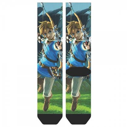 Chaussettes The Legend of Zelda