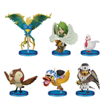 One Piece assortiment figurines WCF ChiBi 7 cm The Year of the Rooster (25)