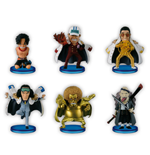 One Piece assortiment figurines WCF ChiBi 7 cm Marine Ford 2 (25)