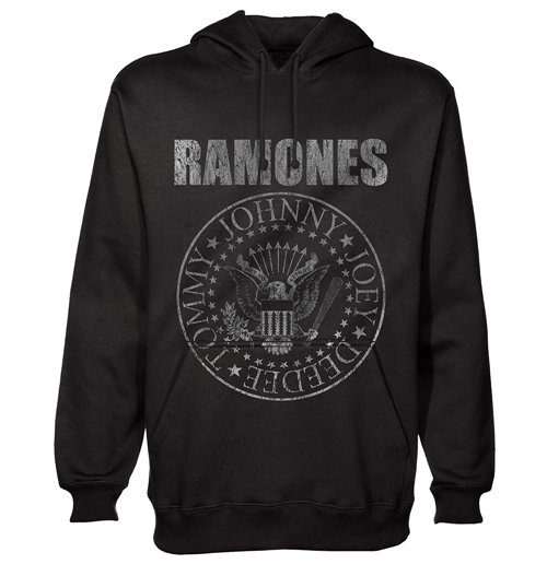 Sweat à Capuche Ramones: Presidential Seal