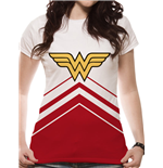 T-shirt Wonder Woman - Cheer Leader Logo