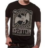 T-shirt Led Zeppelin - Madison Sq Garden