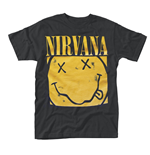 T-shirt Nirvana - Box Smiley