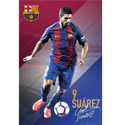 Poster FC Barcelone 253161
