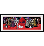 Imprimé Doctor Who  253243