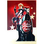 Poster Fallout 4 - Nuka Cola Advert