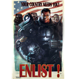 Poster Fallout 253274