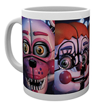 Tasse Five Nights at Freddy's 253311