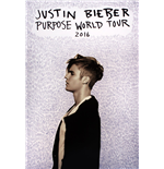 Poster Justin Bieber - Purpose Tour