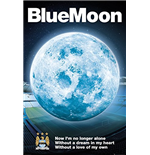 Poster Manchester City FC 253464
