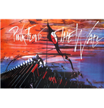 Poster Pink Floyd - The Wall - Hammers