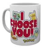 Tasse Pokemon - I Choose You