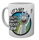 Tasse Rick and Morty 253578