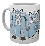 Tasse Rick And Morty - Snowball