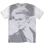 T-shirt David Bowie: Wild Profile
