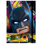 LEGO Batman Movie cahier lumineux