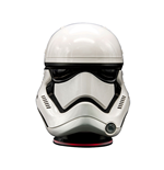 Star Wars Episode VII haut-parleur Bluetooth 1/1 casque de Stormtrooper 29 cm