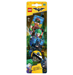 LEGO Batman Movie pack de 3 marque-pages