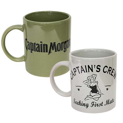 Tasse Captain Morgan