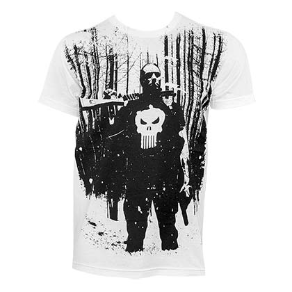 T-shirt The punisher - Blizzard