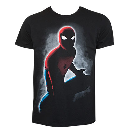 T-shirt Spiderman - In The Dark