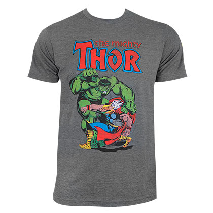 T-shirt Thor Vs. Hulk