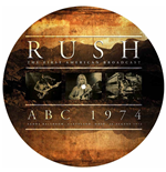 Vinyle Rush - Abc 1974 (Picture Disc)