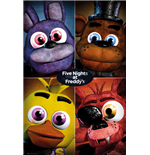 Poster Five Nights at Freddy's 254038