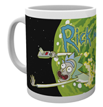 Tasse Rick and Morty 254250