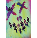 Poster Suicide Squad 254342