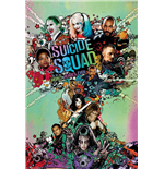 Poster Suicide Squad 254343
