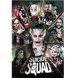 Poster Suicide Squad 254356