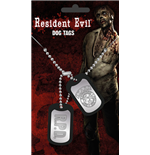 Plaques Militaires Resident Evil - Stars