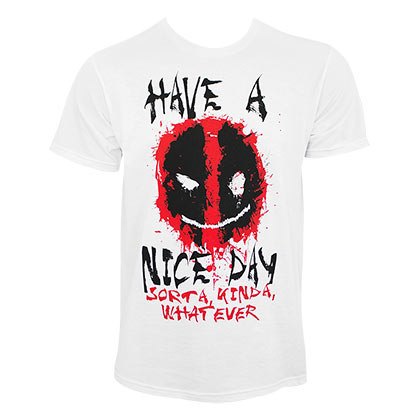 T-shirt Deadpool - Have A Nice Day
