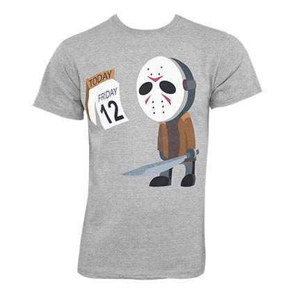 T-shirt Friday the 13th pour homme