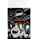 Porte-cartes 5 seconds of summer 254604