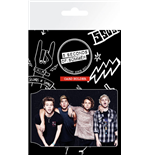 Porte-cartes 5 seconds of summer 254605