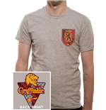 T-shirt Harry Potter - Design: House Gryffindor