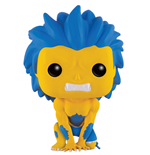 Street Fighter POP! Games Vinyl figurine Blanka Yellow 9 cm