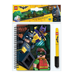 LEGO Batman Movie cahier avec stylo