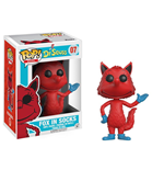 Dr. Seuss POP! Books Vinyl figurine Fox in Socks 9 cm