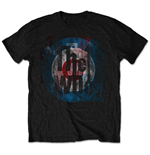 T-shirt The Who: Target Texture