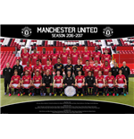 Poster Manchester United FC 255014