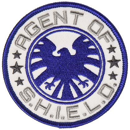 Patch Agents of S.H.I.E.L.D.