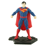 DC Comics mini figurine Superman strong 9 cm