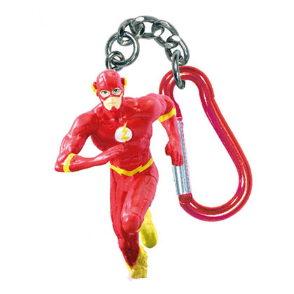 Porte-clés Flash - Figurine
