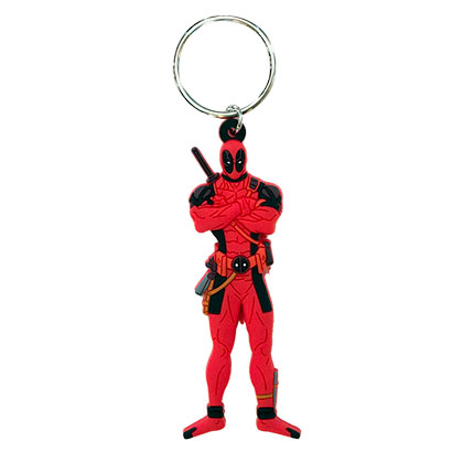 Porte-clés Deadpool - Figurine